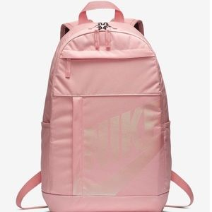 "Nike ""elemental"" rose backpack"